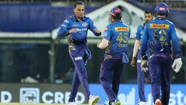 KKR Vs MI 5th Match: कोलकाता नाईट राईडर्सच्या हातातून सामना निसटला; मुंबई इंडियन्सचा 10 धावांनी विजय