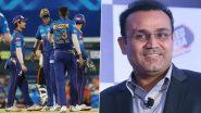 IPL 2021: 'या' खेळाडूमुळे मुंबई इंडियन्सला पराभूत करणे थोडे कठीण- वीरेंद्र सेहवाग