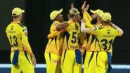CSK Vs RR, 12 Match Report: चेन्नई सुपर किंग्ज संघाचा दणदणीत विजय; राजस्थान रॉयल्सवर 45 धावांनी केली मात