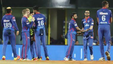 DC Vs MI, IPL 2021: दिल्ली कॅपिटल्ससमोर मुंबई इंडियन्सचे 138 धावांचे लक्ष्य, अमित मिश्राची जबरदस्त कामगिरी