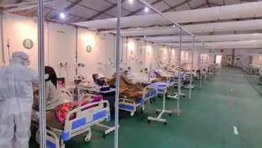 Jumbo COVID-19 Center in Mumbai: मुंबईत लवकरच 5300 बेड आणि 800 आयसीयू बेड असलेले जम्बो कोव्हीड सेंटर उभारले जाणार