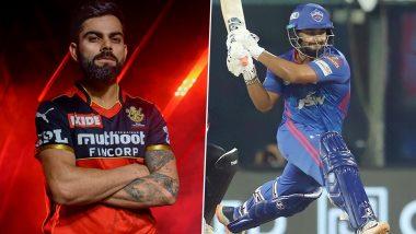 DC Vs RCB, 22nd Match: दिल्ली कॅपिटल्स आणि रॉयल चॅलेंजर्स बेंगलोर यांच्यात आज लढत; कोणता संघ आहे वरचढ? येथे पाहा संपूर्ण आकडेवारी