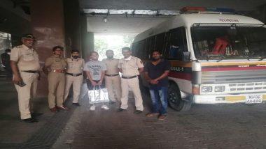 वरळी: मुंबई पोलिसांच्या गाडीत महिलेची प्रसुती; पोलिसांच्या प्रसंगावधामुळे वाचले आई आणि बाळाचे प्राण