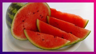 Health Tips: उन्हाळ्यात जास्त प्रमाणात कलिंगड खात आहात? मग आताच सावध व्हा, होऊ शकतात 'या' समस्या