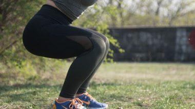 Benefits of squats: रोजच्या व्यायामातकरास्क्वाट्सचा समावेश ; शरीराला होतील'हे' फायदे
