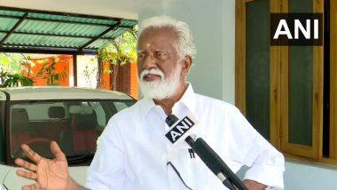 Kerala Assembly Election Results 2021: नेमोम मधून भाजप चे Kummanam Rajasekharan आघाडीवर
