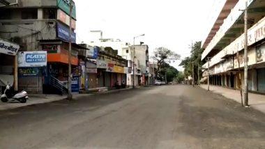 Lockdown In Amravati: अमरावती येथे येत्या 9-15 मे पर्यंत लॉकडाउन जाहीर, अत्यावश्यक सेवा 'या' वेळेत मिळणार घरपोच