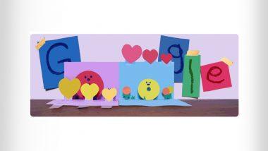 Mother's Day 2021: मातृदिनाच्या शुभेच्छा देण्यासाठी Google ने Doodle द्वारे बनवले आईसाठी खास डिजिटल कार्ड