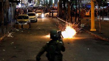 Israel-Palestine Conflict: हमासचा इस्रायलवर सर्वात मोठा हल्ला, 130 रॉकेट डागले; भारतीय महिला ठार
