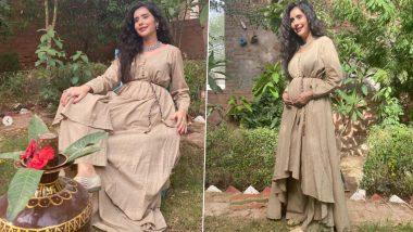 Sushmita Sen लवकरच होणार आत्या, वहिनी Charu Asopa ने Baby Bump फ्लाँट करत शेअर केले फोटोज