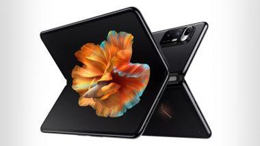 Xiaomi च्या फोल्डेबल स्मार्टफोन J18s चे स्पेसिफिकेशन झाले लीक;  108MP इन-डिस्प्ले कॅमऱ्यासह मिळतील 'हे' खास फीचर