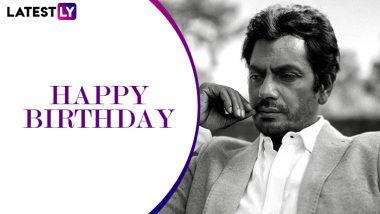 Nawazuddin Siddiqui Birthday: नवाजुद्दीन सिद्दीकी च्या वाढदिवसानिमित्त जाणून घ्या अभिनेत्याचे बॉलिवूड करिअर आणि संघर्ष