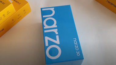 Realme Narzo 30 'या' तारखेला लॉन्च होण्याची शक्यता; पहा काय असेल खासियत आणि किंमत