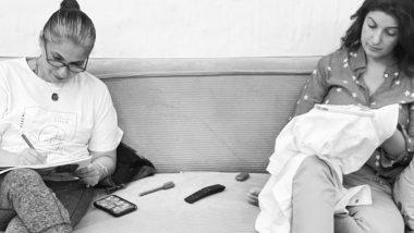 Twinkle Khanna ने Mother's Day निमित्त शेअर केलेल्या फोटोवरुन ट्रोल करणा-याला अभिनेत्रीने दिले 'हे' मजेशीर उत्तर
