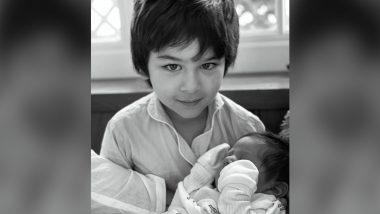 Mother's Day निमित्ताने Kareena Kapoor ने तैमुरसह शेअर केला आपल्या दुस-या बाळाचा फोटो