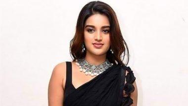 Niddhi Agerwal चा Coco हरवला; कोकोला शोधून काढणाऱ्या व्यक्तीला अभिनेत्री देणार 1 लाख रुपयांचं बक्षीस