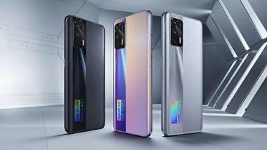 Realme X7 Max 5G स्मार्टफोन भारतात आज होणार लॉन्च; जाणून घ्या किंमत आणि खासियत