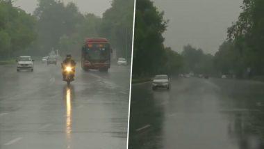 मुंबई, ठाण्यात पुढील 3-4 तासांत मध्यम तर पालघर, रायगड मध्ये मुसळधारेचा हवामान खात्याचा अंदाज