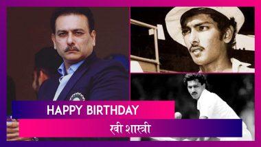Happy Birthday Ravi Shastri: रवी शास्त्री आहेत भारतीय क्रिकेट संघाच्या अनेक ऐतिहासिक क्षणांचे साक्षीदार; जाणून घ्या खास गोष्टी