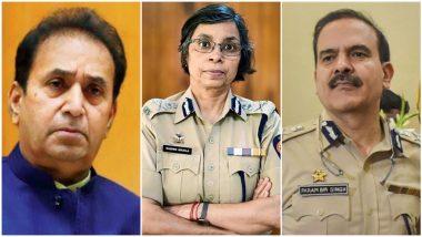 Mumbai High Court: परमबीर सिंह, रश्मी शुक्ला, अनिल देशमुख यांच्यासह राज्य सरकारच्या याचिकांवर आज मुंबई उच्च न्यायालयात सुनावणी