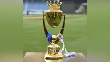 Asia Cup 2021 Postponed: एशियन क्रिकेट कौन्सिलची घोषणा;एशिया कप 2021 कोरोनामुळे रद्द,2023 मध्ये होणार स्पर्धेचे आयोजन