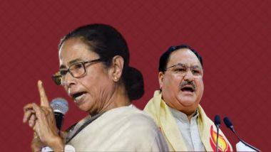 Shiv Sena on West Bengal Violence: ममता बॅनर्जी यांना अपशकून करण्यासाठीच बंगालात हिंसाचार घडवला जात आहे काय? शिवसेनेचा सवाल