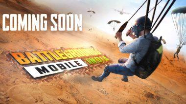 PUBG Mobile India आता Battlegrounds Mobile India नावाने लॉन्च करण्याची शक्यता- रिपोर्ट्स