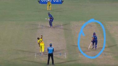 IPL 2021, MI vs CSK: 'हीच का खेळ भावना!' CSK विरुद्ध मुंबईकर धवल कुलकर्णीच्या 'त्या' कृतीवर ऑस्ट्रेलियन दिग्गजाने उपस्थित केला प्रश्न