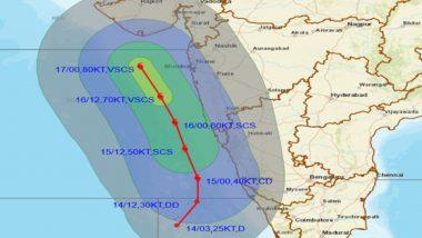 Cyclone Tauktae: महाराष्ट्रात मुसळधार पर्जन्यवृष्टीचा हवामान विभागाकडून इशारा, कोकण किनारपट्टीवर सतर्कतेचा आदेश