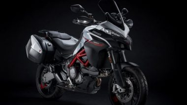 Ducati Multistrada 950 S 'GP White' भारतात लॉन्च, जाणून घ्या किंमतीसह फिचर्स