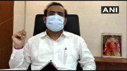 महाराष्ट्र कोरोनाच्या तिसर्या लाटेचा सामना करण्यासाठी सज्ज, अधिक लोकांना Immunize करून तिसर्या लाटेचा प्रभाव कमी करण्याचा प्रयत्न करू : मंत्री राजेश टोपे