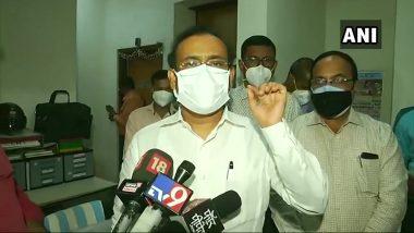 Coronavirus Vaccination: महाराष्ट्र आत्मनिर्भर व्हावा हीच मुख्यमंत्री उद्धव ठाकरे आणि शरद पवार यांची इच्छा- राजेश टोपे