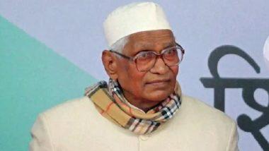 Jagannath Pahadia Passes Away Due to COVID19: राजस्थानचे माजी मुख्यमंत्री जगन्नाथ पहाडिया यांचे कोरोनामुळे निधन