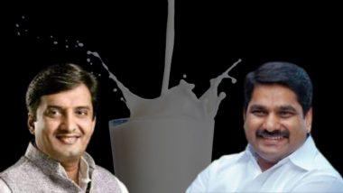 Gokul Election Results 2021: गोकुळ दूध संघ निवडणूक मतमोजणी; सतेज पाटील गटाची विजयी सुरुवात, सुजीत मिणचेकर, अमर पाटील विजयी, महाडिकांना धक्का