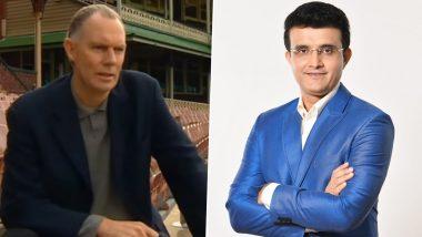 'Sourav Ganguly याला कर्णधार म्हणून परिश्रम नाही तर फक्त नियंत्रण मिळवायचे होते,' माजी प्रशिक्षक Greg Chappell यांचा मोठा आरोप