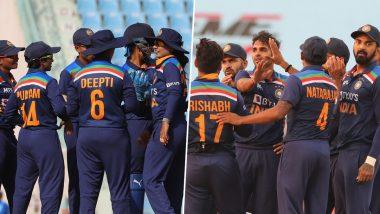 India Men's vs Women's Cricket Team Salary: भारतीय पुरुष व महिला क्रिकेटपटूंच्या पगारामध्ये 'इतक्या' पटीचे अंतर; पहा विराट कोहली, स्मृती मंधाना समवेत संघाला मिळते किती वेतन