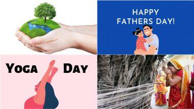 June 2021 Holidays, Festivals & Events: वटपौर्णिमा, योगा डे, पर्यावरण दिन- जून महिन्यात येणाऱ्या सण आणि महत्त्वाच्या दिवसांची संपूर्ण यादी येथे पहा
