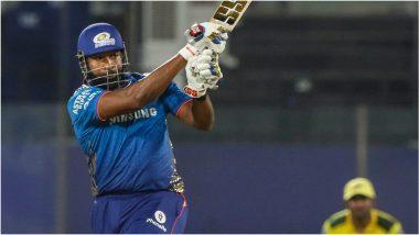 MI vs CSK IPL 2021 Match 27: किरोन पोलार्डचे वेगवान अर्धशतक, चेन्नईच्या विजयी 'एक्सप्रेस'वर लागला ब्रेक; मुंबई इंडियन्सने मिळवला दिमाखदार विजय