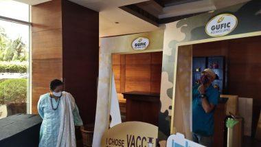मुंबई महापौर किशोरी पेडणेकर यांची 'द ललित' ला भेट, मोठ्या हॉटेल्सच्या लसीकरण पॅकेजचा केला खुलासा