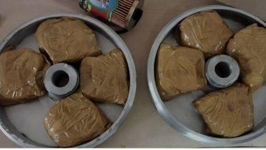 मुंबई NCB कडून  Methamphetamine ड्रग्जच्या 21000 गोळ्या जप्त, 3 जणांना अटक