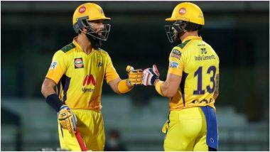 MI vs CSK IPL 2021 Match 27: मोईन, फाफ डु प्लेसिस,रायुडूनेकेली गोलंदाजांची धुलाई, 'पलटन' विरुद्ध चेन्नईने उभारला 218 धावांचा डोंगर