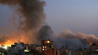 Israel-Palestine Conflict: इस्रायलकडून गाझावर झालेल्या आजच्या हल्ल्यात 33 जणांचा मृत्यू; Gaza मधील एकूण मृतांची संख्या 181 वर
