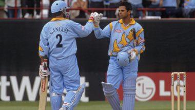 On This Day in 1999: आजच्या दिवशी 22 वर्षांपूर्वी सौरव गांगुली-राहुल द्रविडने खेळला विक्रमी डाव, आजही चाहत्यांच्या आठवणीत आहे 'ती' अफलातून भागिदारी