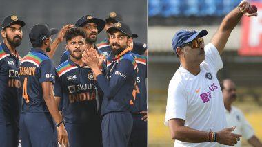 T20 वर्ल्ड कप 2021 नंतर पुन्हा सुरु होणार टीम इंडियाच्या मुख्य प्रशिक्षकाची शोध, Ravi Shastri यांनाभारताचे 'हे' 3 माजी दिग्गज करू शकतात रिप्लेस