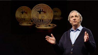 Ray Dalio On Bitcoin:  जगप्रसिद्ध फंड मॅनेजर रे डालियो यांच्याकडून Cryptocurrency चे समर्थन म्हणाले, 'माझ्याकडेही आहेत बिटकॉईन'