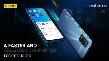 Realme ने लॉन्च केला सर्वात स्वस्त 5G स्मार्टफोन, जाणून घ्या किंमतीसह स्पेसिफिकेशनबद्दल अधिक