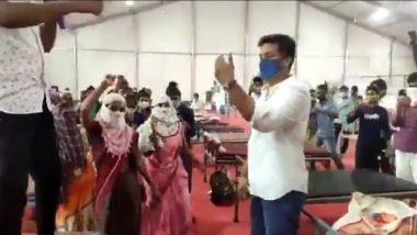 MLA Rohit Pawar Dance Video: आमदार रोहित पवार यांचा 'झिंगाट' गाण्यावर ठेका, व्हिडओ व्हायरल
