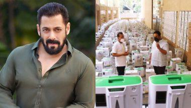 Salman Khan ने उपलब्ध केले मुंबईत 500 Oxygen Concentrators; गरजवंत इथे मागू शकतात मदत
