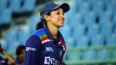Women's Pink-Ball Test: 'मी विचारही केला नव्हता', ऑस्ट्रेलिया दौर्यावर डे-नाईट कसोटी सामना खेळण्यावर Smriti Mandhana चा मोठा खुलासा