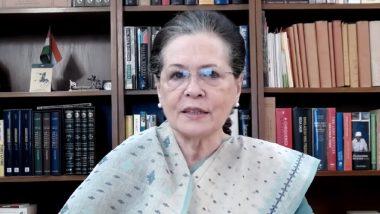 Sonia Gandhi In CWC: काँग्रेस पक्षात मोठ्या सुधारणांची गरज- सोनिया गांधी